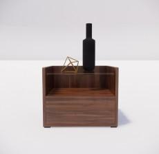 边柜_024_室内设计模型