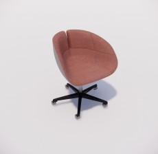 办公椅_002_室内设计模型