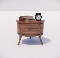 床柜_003_室内设计模型