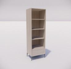 板式家具_013_室内设计模型