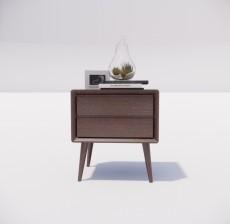 床柜_006_室内设计模型