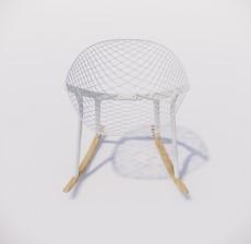 躺椅_004_室内设计模型