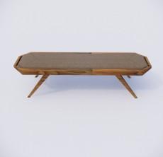 脚凳_001_室内设计模型