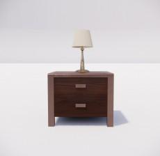床柜_007_室内设计模型