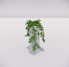 植物_006_室内设计模型