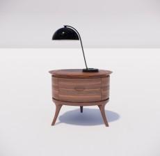 床柜_002_室内设计模型