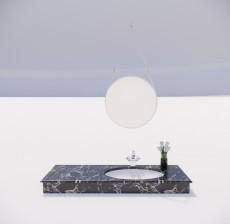 边柜_006_室内设计模型
