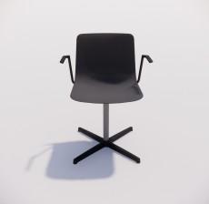 办公椅_005_室内设计模型