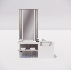 边柜_022_室内设计模型
