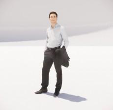男_116_室内设计模型
