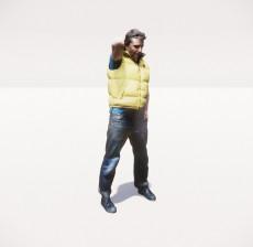 男_069_室内设计模型