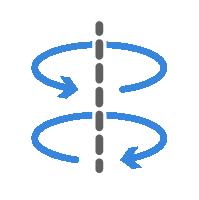 组件自轴旋转 / Pivot Around Axis