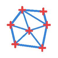 点集成体 / Points Cloud Triangulation
