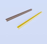 柱子海棠阳角线 黑色15