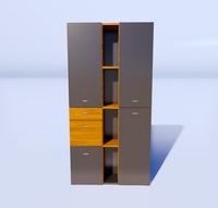 现代柜子1
