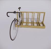 自行车停车架-11