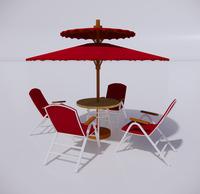 室外桌椅-27