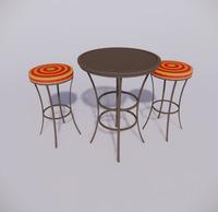 室外桌椅-36