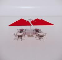 室外桌椅-40