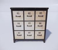 床头柜-41