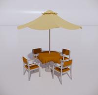 室外桌椅-41