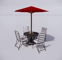 室外桌椅-47
