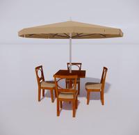 室外桌椅-48