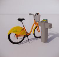 自行车停车架-52