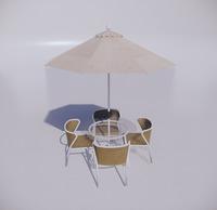 室外桌椅-53