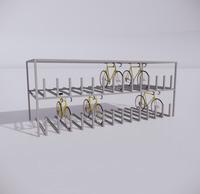 自行车停车架-53