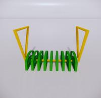 自行车停车架-5