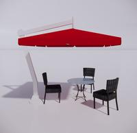 室外桌椅-62