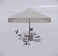室外桌椅-63
