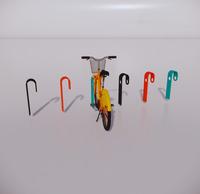 自行车停车架-63