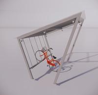 自行车停车架-64