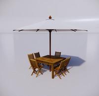 室外桌椅-68