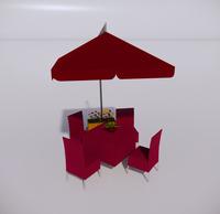 室外桌椅-71