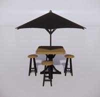 室外桌椅-83