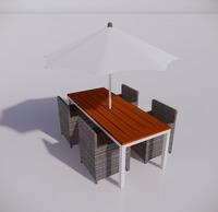 室外桌椅-84