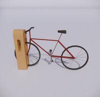 自行车停车架-8