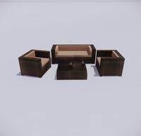 室外桌椅-92