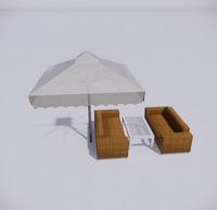 室外桌椅-97