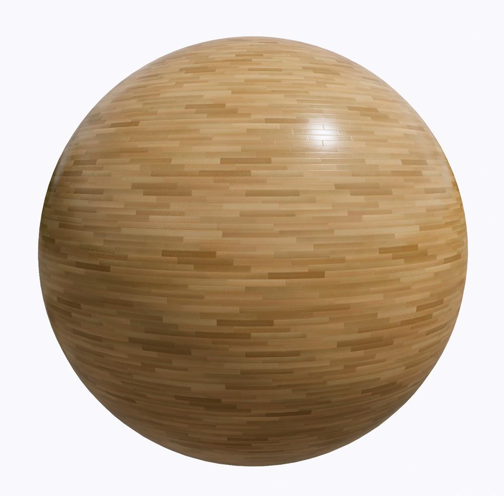 木地板-浅色木地板_11743