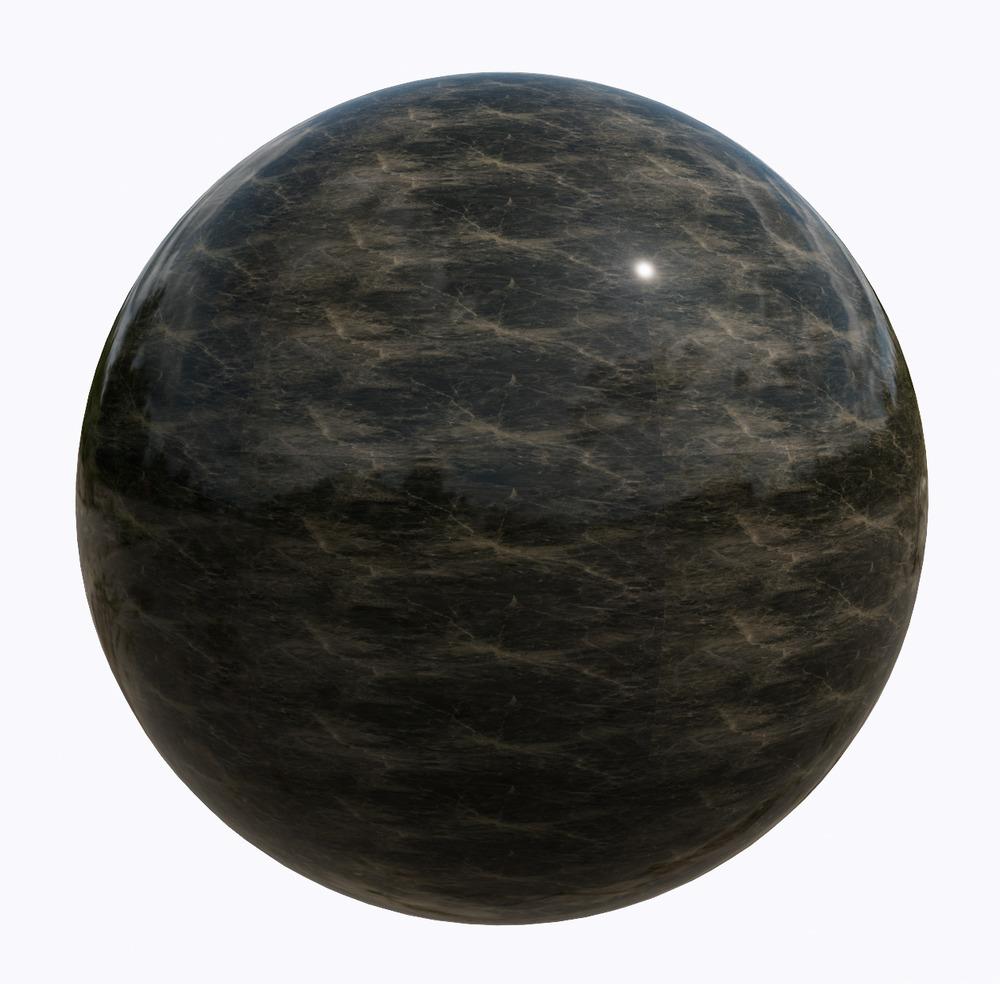 大理石-黑色系大理石_11518