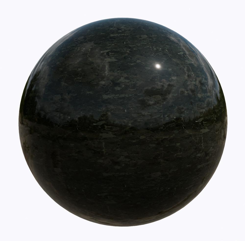 大理石-黑色系大理石_11522