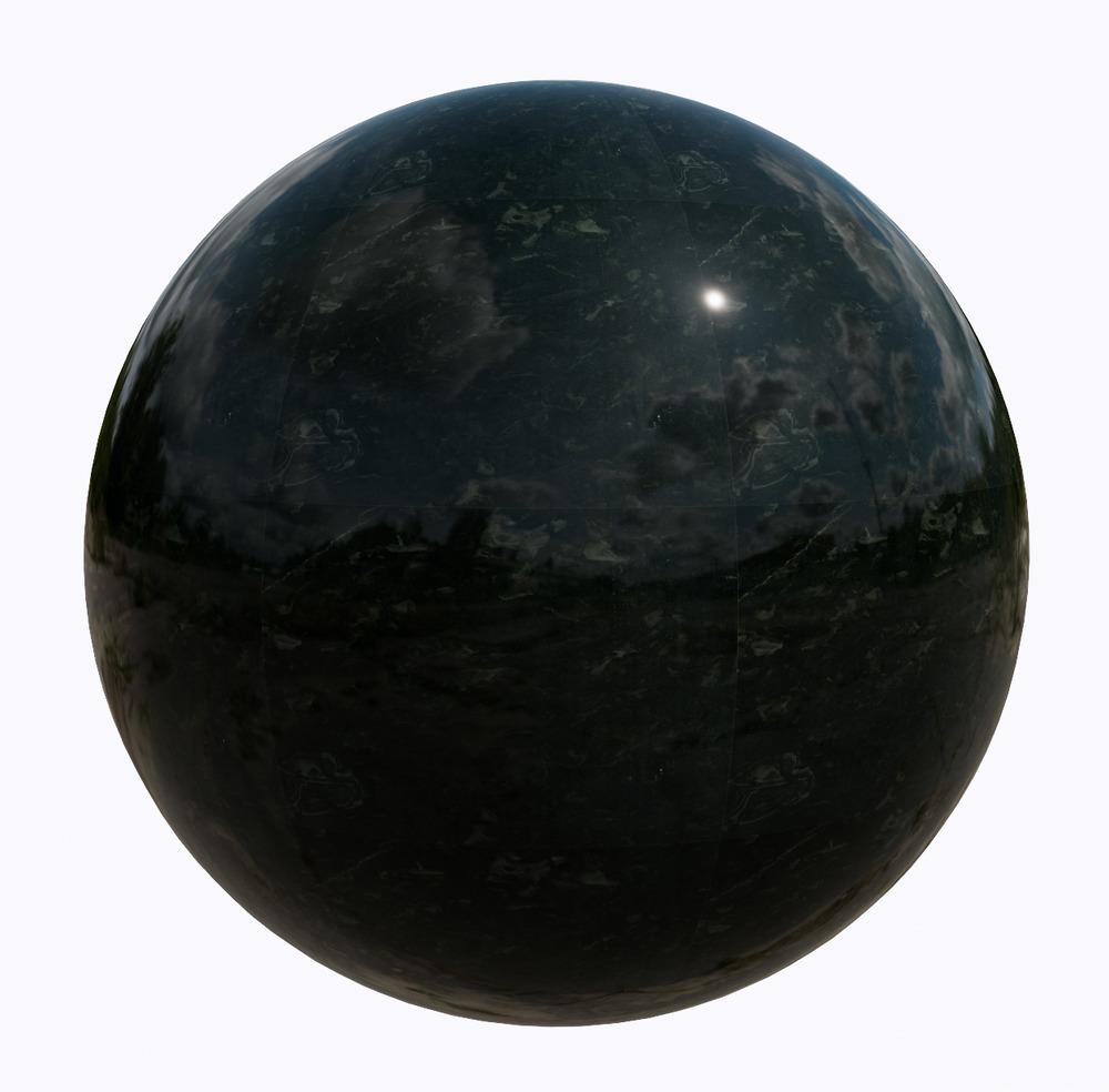 大理石-黑色系大理石_11523