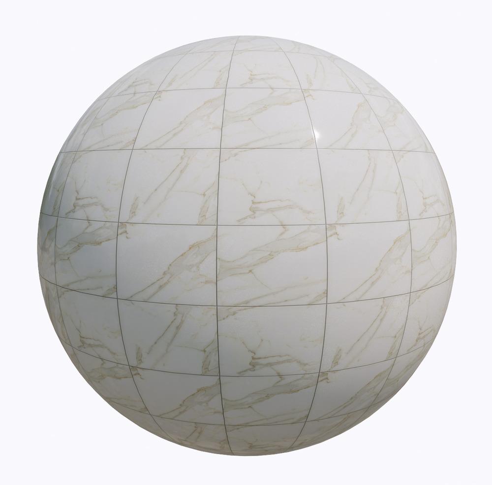 瓷砖-白色系瓷砖_11001