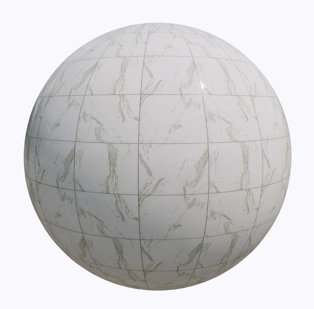 瓷砖-白色系瓷砖_11003