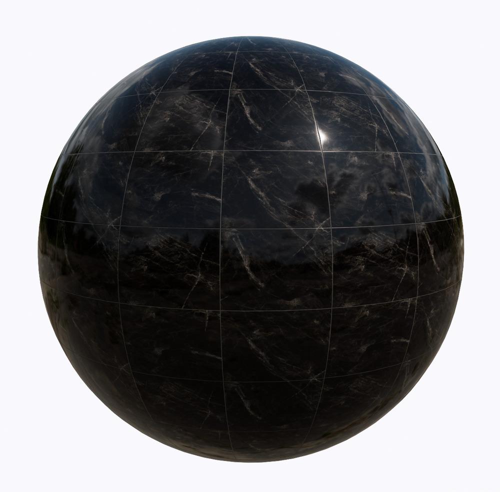 瓷砖-1:1黑色系瓷砖_11036