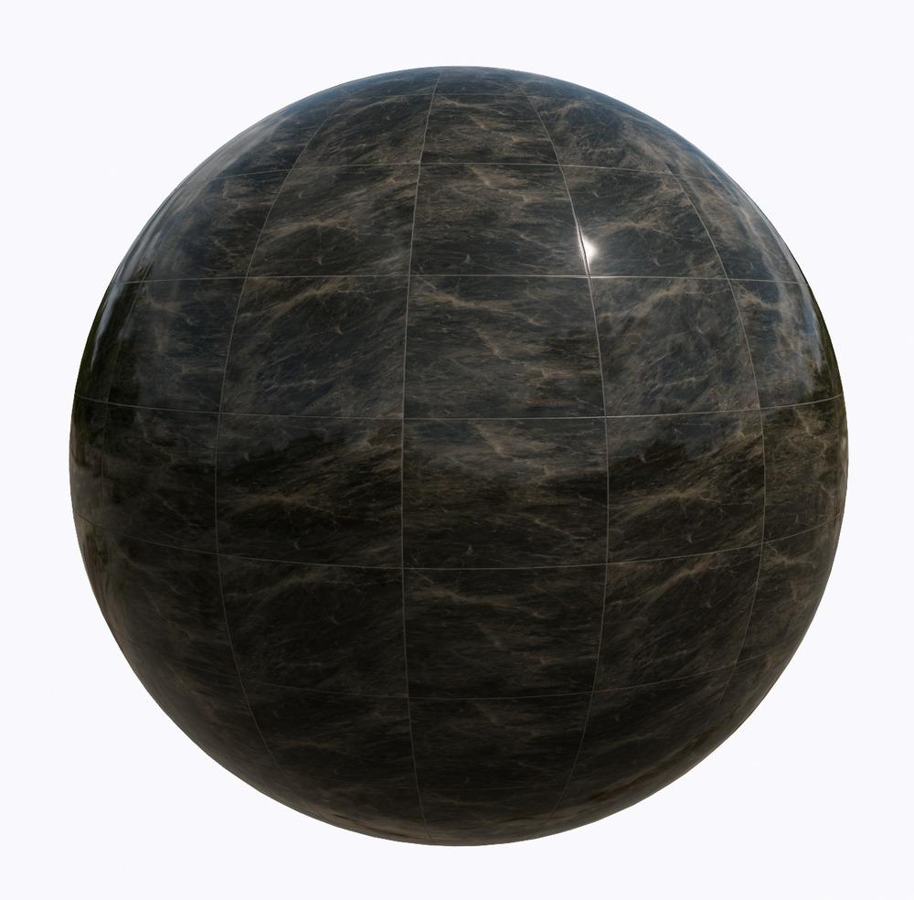 瓷砖-1:1黑色系瓷砖_11037